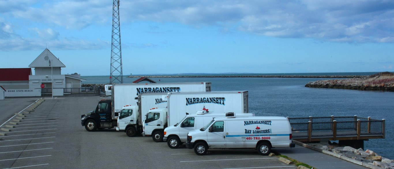 Narragansett Bay Lobsters Fleet